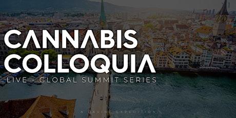 CANNABIS COLLOQUIA - Hemp - Developments In Switzerland Tickets