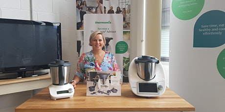 Cooking along with Thermomix tickets