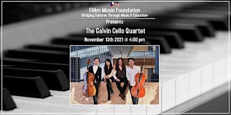 The Galvin Cello Quartet tickets