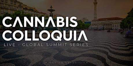 CANNABIS COLLOQUIA - Hemp - Developments In Portugal [ONLINE] tickets