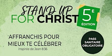 Stand Up For Christ 5 billets