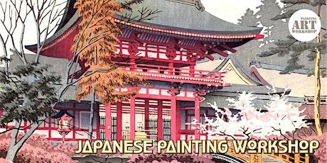 Japanese Painting Workshop - Autumn Scenes tickets