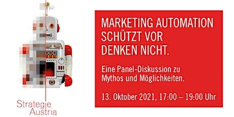 Marketing Automation schützt vor Denken nicht tickets