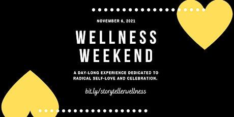 Storytellers' Wellness Weekend tickets