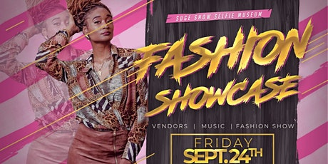 Suge Show Selfie Museum Presents the Exclusive Fashion Showcase tickets