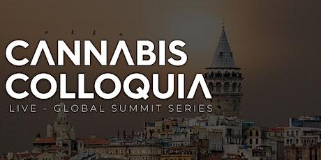 CANNABIS COLLOQUIA - Hemp - Developments In Turkey tickets