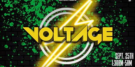 Voltage After Hours tickets