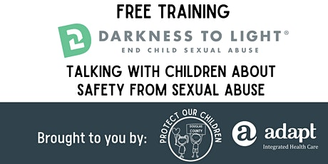 Talking With Children About Safety From Sexual Abuse tickets