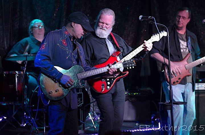 Wavetree – Eclectic High-Energy Rock & Blues