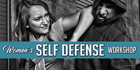 *FREE* Women's Self Defense Workshop tickets