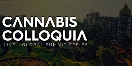 CANNABIS COLLOQUIA - Hemp - Developments In Rwanda tickets