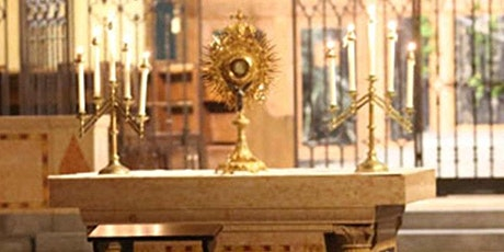 Prayer & Healing Service with Fr Liam McDonald tickets