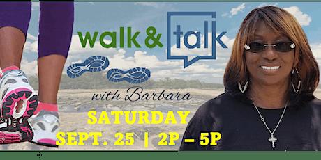 Walk & Talk With Barbara tickets