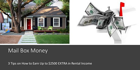 Copy of Passive Income Using Rental Properties  Workshop tickets