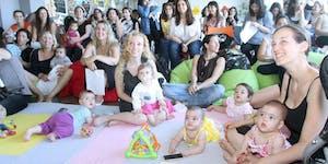 Presentación del programa Campus for Moms & Dads