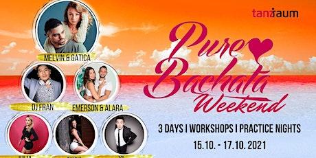 Pure Bachata Weekend I Melvin & Gatica I Emerson & Alara I DJ  Fran Tickets