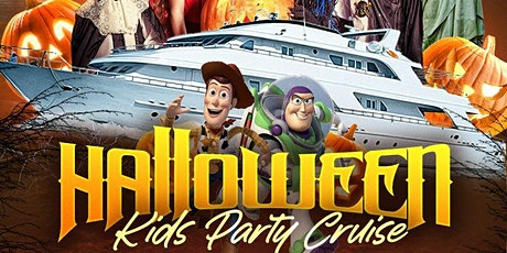Kids Party Cruise Halloween Edition tickets