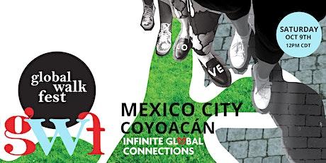 Global Walk Fest — Mexico City boletos