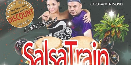 SalsaTrain - Salsa Classes and Party every Weds eve in South London tickets