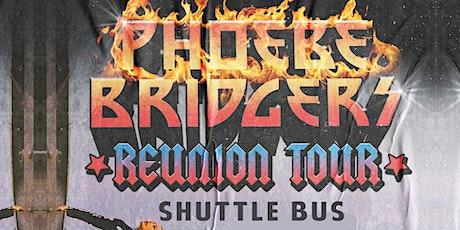 Phoebe Bridgers Shuttle Bus (SAN FRANCISCO PICKUP) tickets
