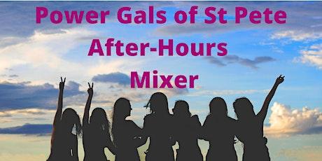 Power Gals Of St Pete Women's Networking Mixer tickets