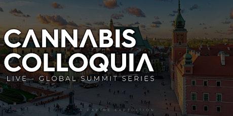 CANNABIS COLLOQUIA - Hemp - Developments In Poland [ONLINE] tickets