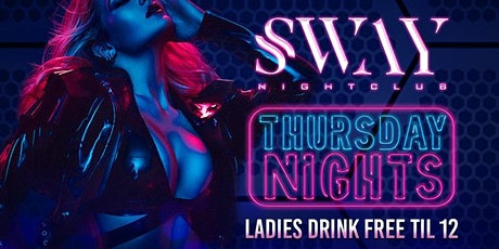 Boca Partybus to Sway Nightclub tickets