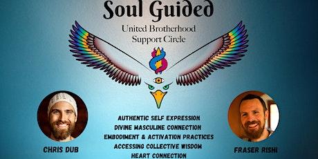 United Brotherhood: Wisdom & Support Circles 8 Week Commitment tickets