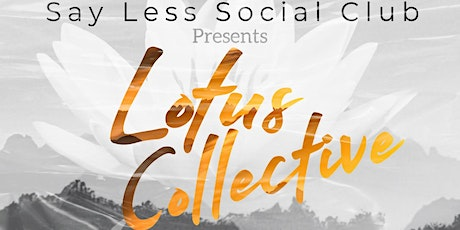 Lotus Collective Music Pop-Up tickets