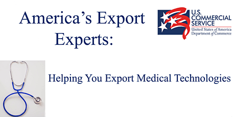 Webinar for Pennsylvania and Delaware Exporters of Medical Technology tickets