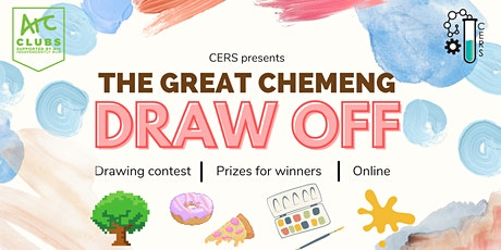 The Great ChemEng DRAW OFF tickets