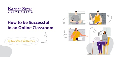 How To Be Successful in An Online Classroom | Virtual Panel Discussion tickets