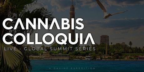 CANNABIS COLLOQUIA - Hemp - Developments In Egypt [ONLINE] tickets