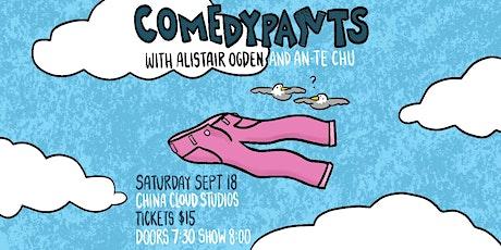 Comedy Pants - New Venue! tickets