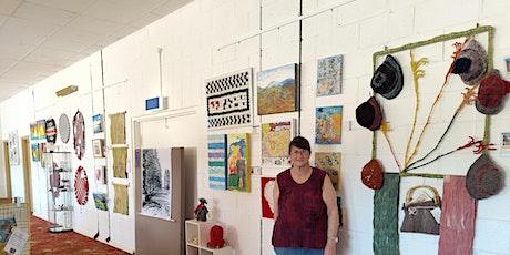 FIBRE ART WORKSHOP with Cheryl Fischer. tickets