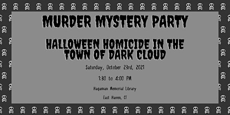 Teen Murder Mystery Party tickets