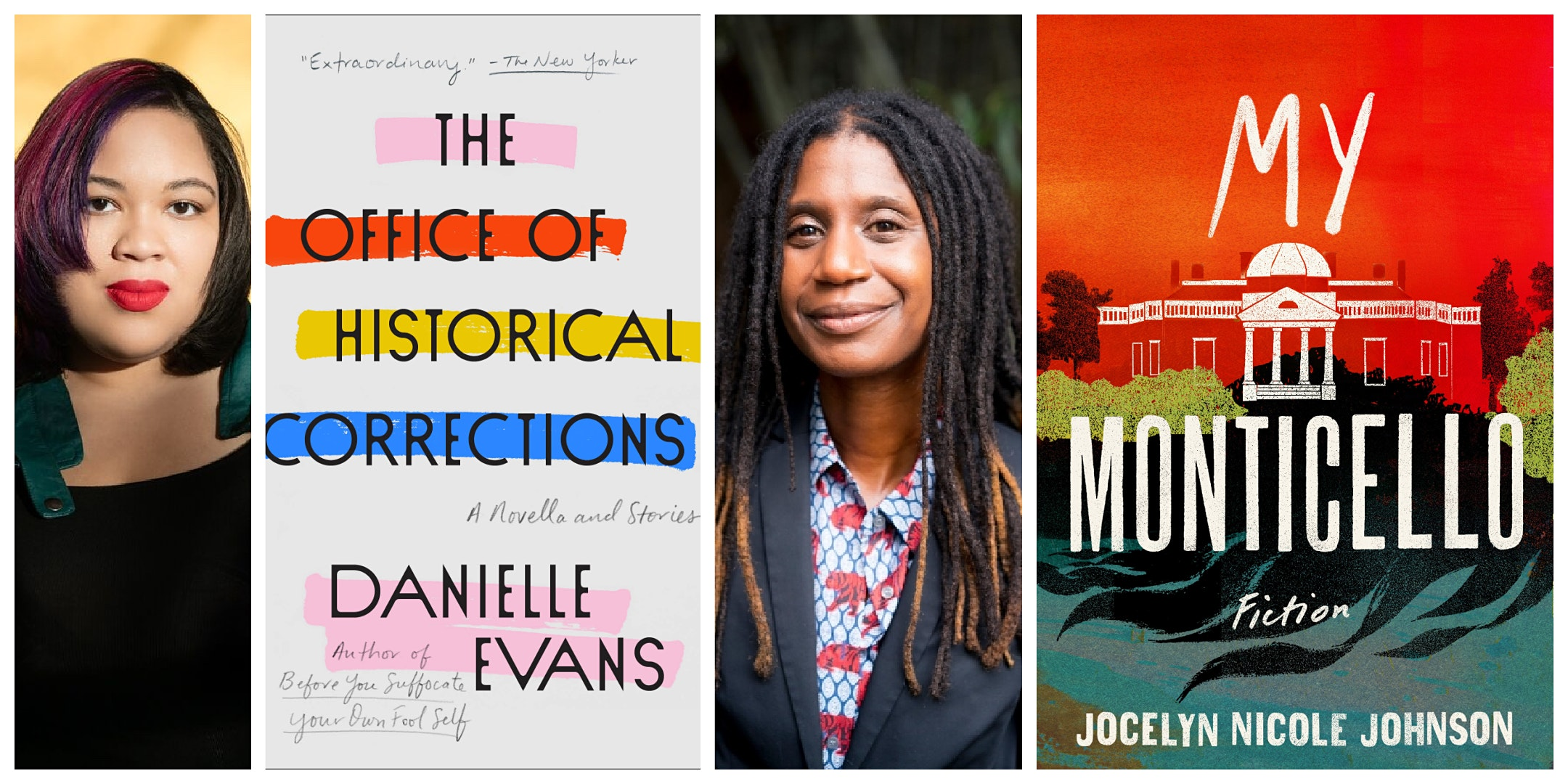 """""""The Art of the Short Story"""" with Danielle Evans and Jocelyn Nicole Johnson"""