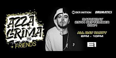 Grima x Azza & Friends - All Day Party