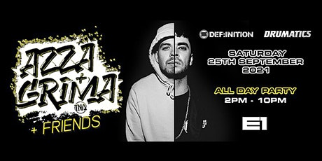 Grima x Azza & Friends - All Day Party tickets