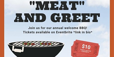 MESA/LSA Welcome Barbecue tickets