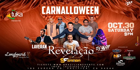 Grupo Revelacao Live in San Francisco- Carnalloween tickets