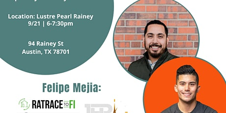 Networking Event with Ryan Pineda and Felipe Mejia tickets