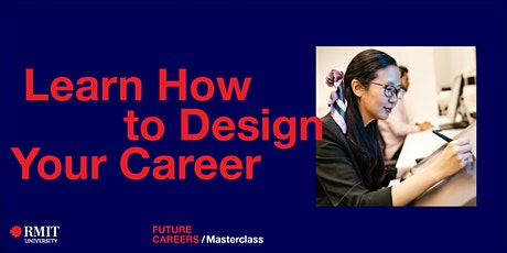 Learn How to Design Your Career tickets