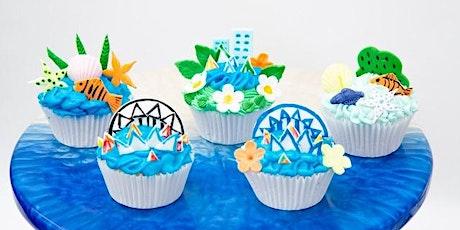 ART MAKER Cupcake decorating workshop for kids tickets
