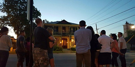 Haunted Ghost Tour to Defeat ALS tickets
