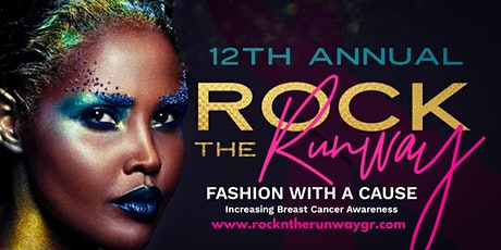 Rockn the Runway GR 2021: Fashion with a Cause tickets