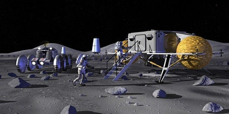 Science Saturday: Living on the Moon tickets
