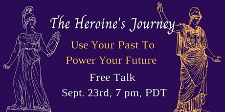 The Heroine's Journey - Free Talk tickets