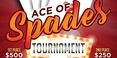 Digiworld Entertainment Presents Ace of Spades Tournament tickets