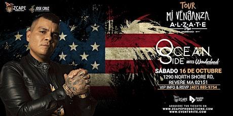 "ALZATE EN BOSTON ""MI VENGANZA TOUR"" tickets"